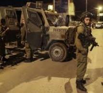 اعتقال 10 مواطنين بالضّفة