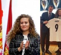 عهد التميمي في ريال مدريد