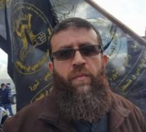 القيادي في حركة الجهاد الاسلامي الشيخ خضر عدنان