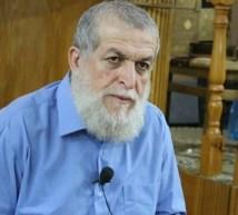 الشيخ نافذ عزام القيادي في حركة الجهاد الإسلامي