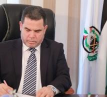 د. صلاح البردويل عضو المكتب السياسي لحركة حماس