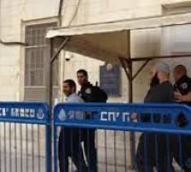 محكمة الاحتلال تصدر أحكامًا بحق أربعة أسرى