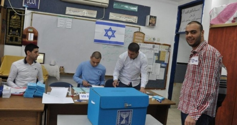 انتخابات الاحتلال