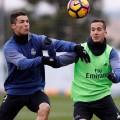ريال مدريد دورته التدريبية الأخيرة قبل السفر لمدينة بنبلونة