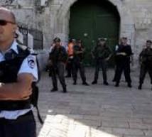 الاحتلال يواصل إغلاق القدس لليوم الثالث ويمنع الدخول للأقصى