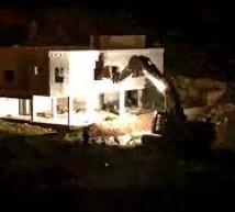 الاحتلال يهدم منزل الأسير عاصم البرغوثي