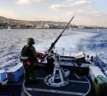 بحرية الاحتلال تستهدف مراكب الصيادين في بحر غزة