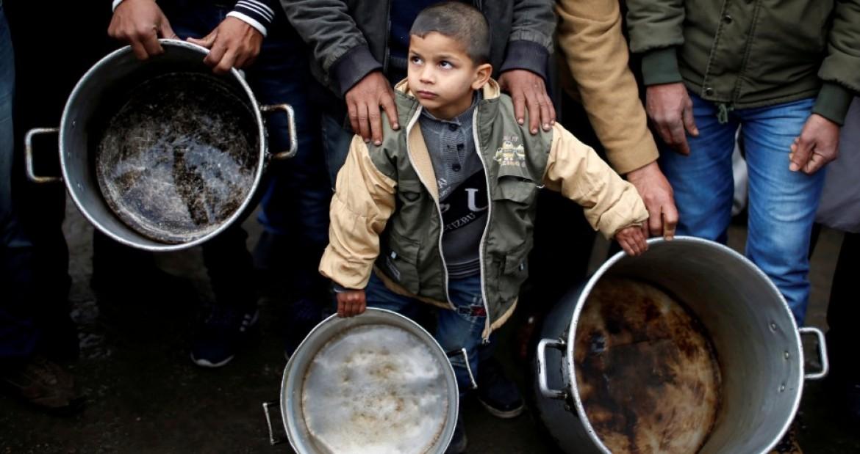 فقر غزة