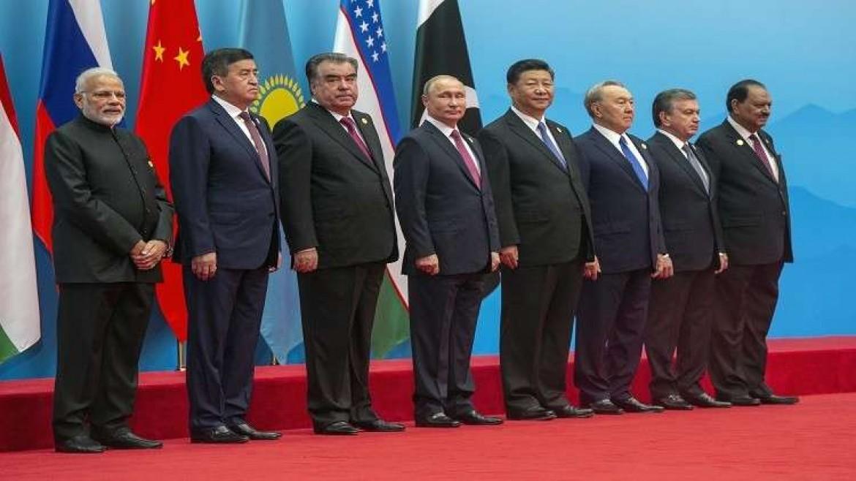 رؤساء الدول الأعضاء