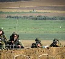 اعتقال شرق غزة