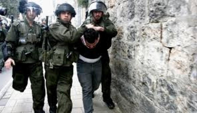 الاحتلال يعتقل 13 مقدسيًا