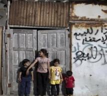 مخيمات غزة