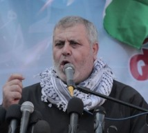 القيادي في حركة الجهاد الاسلامي خالد البطش