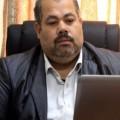 مدير ورئيس التحرير صحيفة الاستقلال خالد صادق