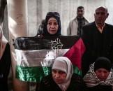 الإعتصام التضامني لأهالي الأسرى في سجون الاحتلال أمام مقر الصليب الأحمر بغزة 5-2-2018