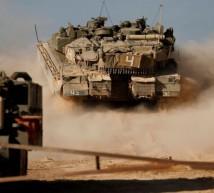 آليات اسرائيلية