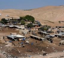 قرية الخان الأحمر البدوية