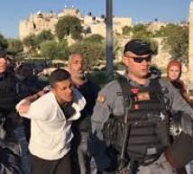 اعتقالات في القدس تطال 6 أطفال