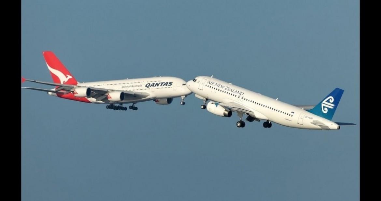 تصادم طائرات