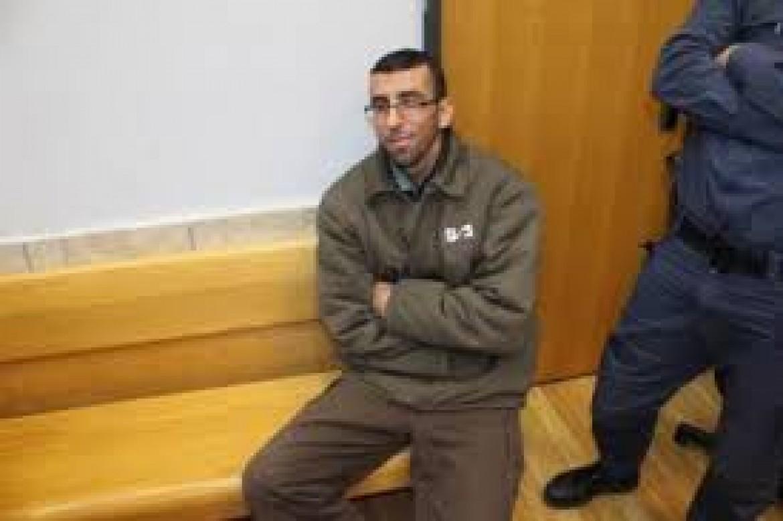 الاسير محمود عنبتاوي
