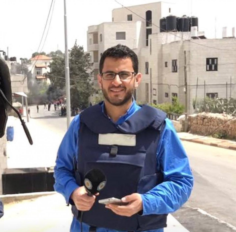 الاسير الصحفي محمد علوان