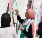 من تحت الركام أبناء غزة يرسمون الأمل بعيون أهل القدس