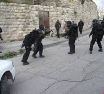 الاحتلال يعتقل 5 مقدسيين بسلوان