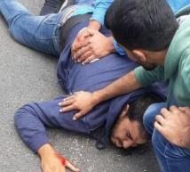 البدء بتشريح جثمان الشهيد محمد موسى