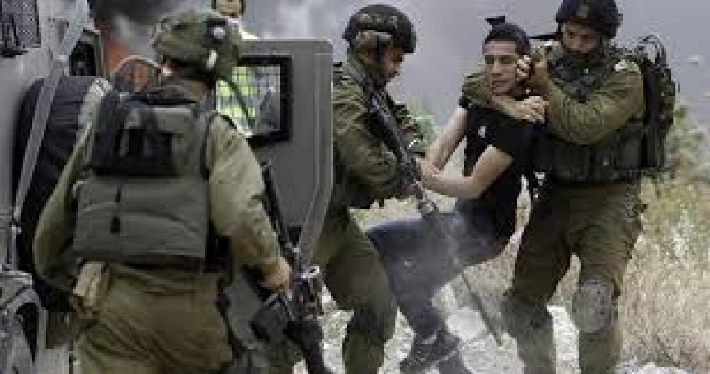الاحتلال يعتقل 5 مواطنين بالضّفة