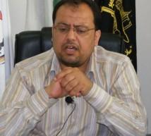 داود شهاب مسؤول المكتب الإعلامي في لحركة الجهاد الإسلامي