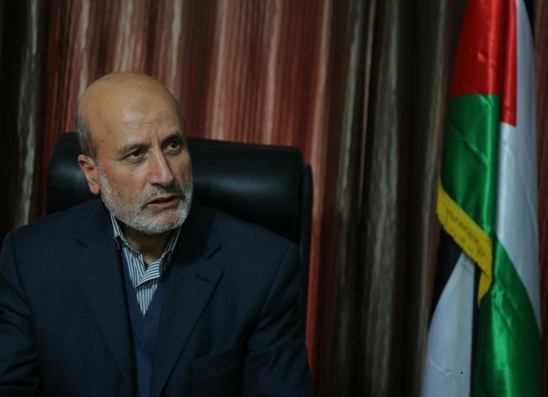القيادي في حركة الجهاد الاسلامي الدكتور جميل عليان
