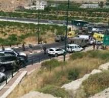 إصابة مواطن في إطلاق نار على سيارته قرب مستوطنة برام الله