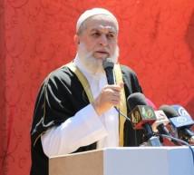 عضو المكتب السياسي للحركة الشيخ نافذ عزام