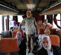 20 من أهالي أسرى غزة يزورون 10 أسرى بـرامون