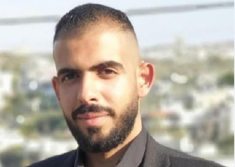الأسير أحمد حمامرة