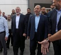 وفد حماس