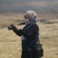 صحفية فلسطينية