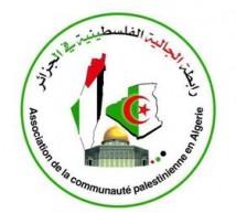 الجالية الفلسطينية في الجزائر