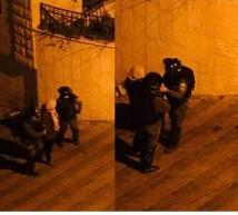 اعتقال زوجة الاسير المحامي طارق البرغوثي صباح اليوم