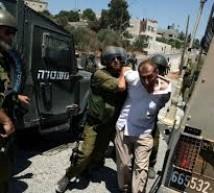 الاحتلال يعتقل 15 مواطنًا بالضفة