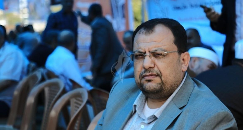 مسؤول المكتب الاعلامي لحركة الجهاد الاسلامي داود شهاب