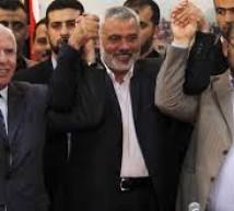 حماس تعلن التوصل إلى اتفاق مع فتح بحوارات القاهرة