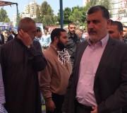 فعاليات خيمة التضامن مع الأسرى المضربين