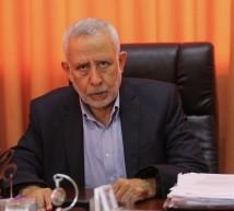 عضو المكتب السياسي لحركة الجهاد الإسلامي في فلسطين د. محمد الهندي