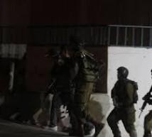 اعتقال مطاردًا مصابًا ببيت لحم