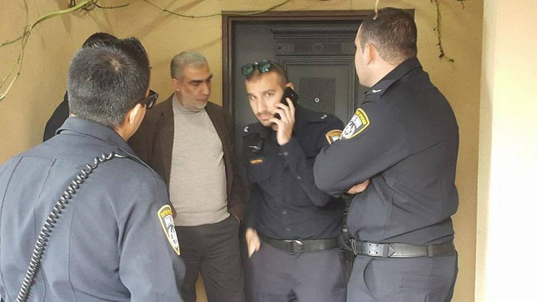 اعتقال الشيخ كمال الخطيب نائب رئيس الحركة الإسلامية