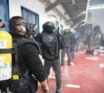 أسرى حماس يهددون بالإضراب مجددا