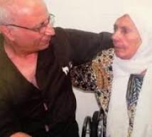 الاسير كريم يونس ووالدته