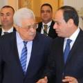 الرئيسان المصري والفلسطيني