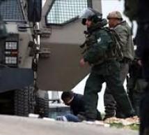 الاحتلال يعتقل 6 مواطنين بالضّفة الغربية